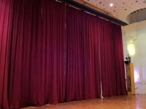 Noise-Reducing Curtains