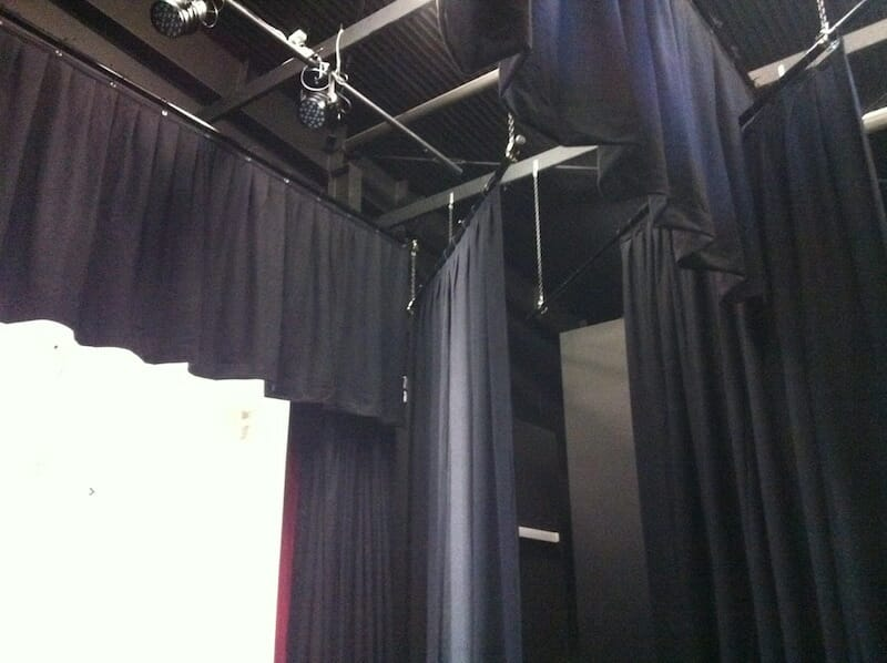 Components of Stage Curtains