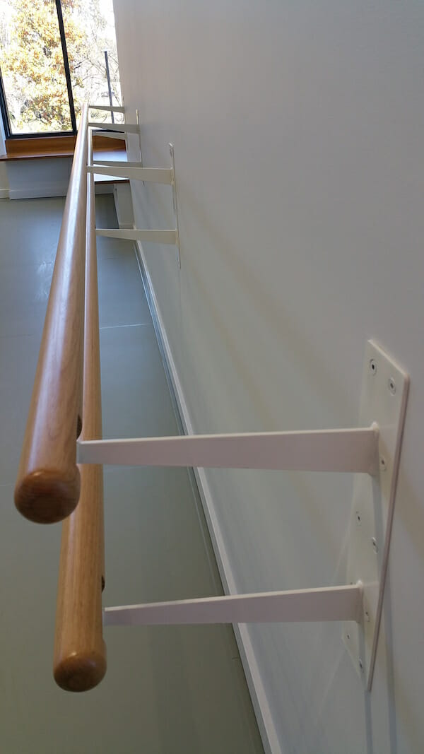 Custom Ballet Barres in Sydney, New South Wales