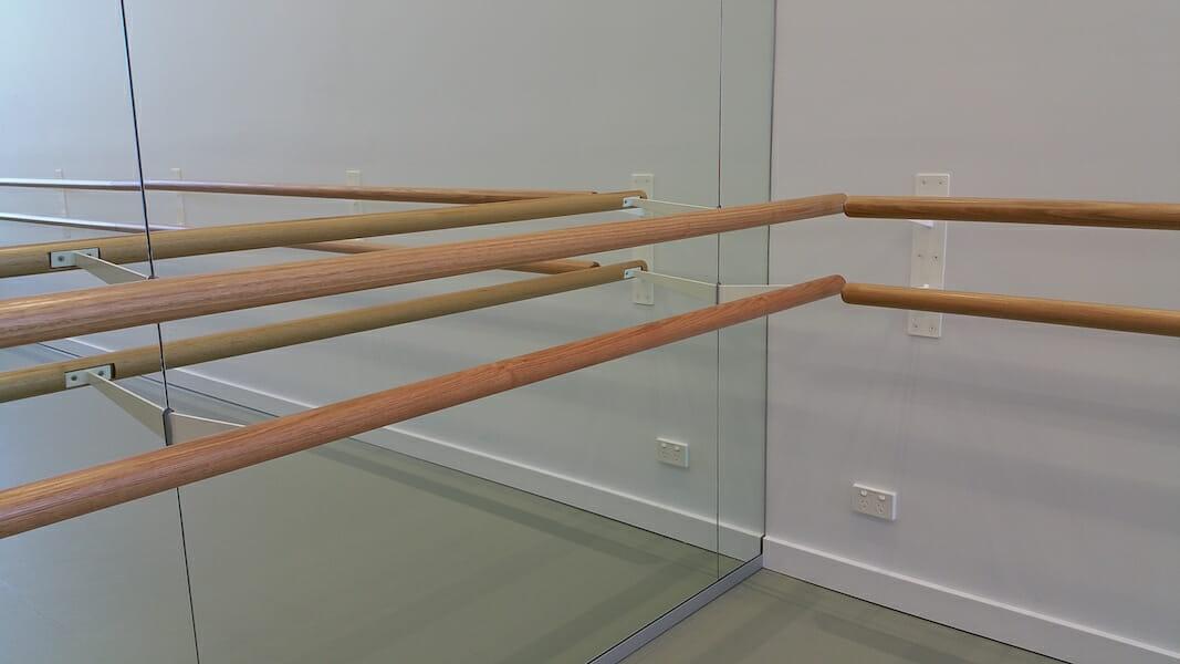 Custom Ballet Barres