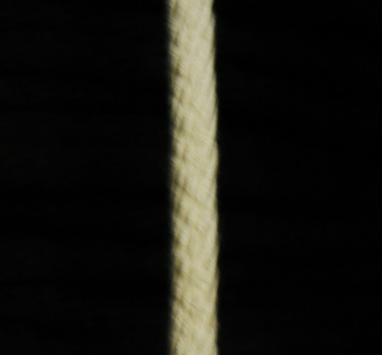 3mm Lacing Cord - White