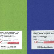 Chromakey Fabric - 100% Wool (NDFR), 400gsm, 1.8m widths per linear metre