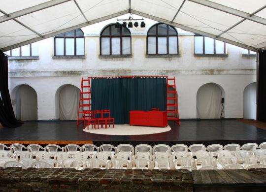 Being theatre set designer